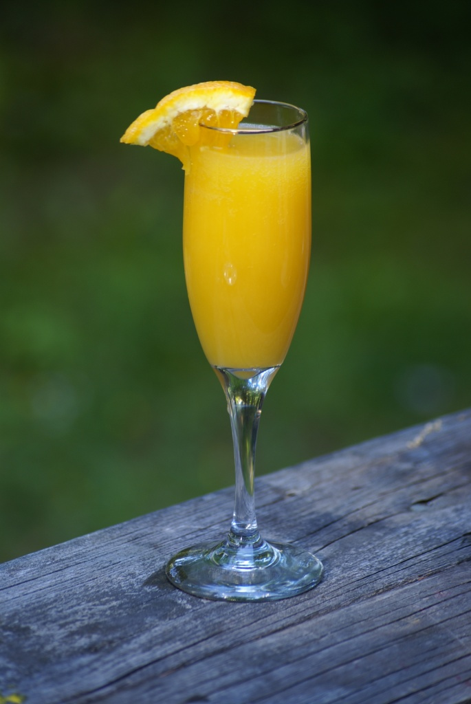 Mimosa recipe ideas modern mom meals for Wine and orange juice name