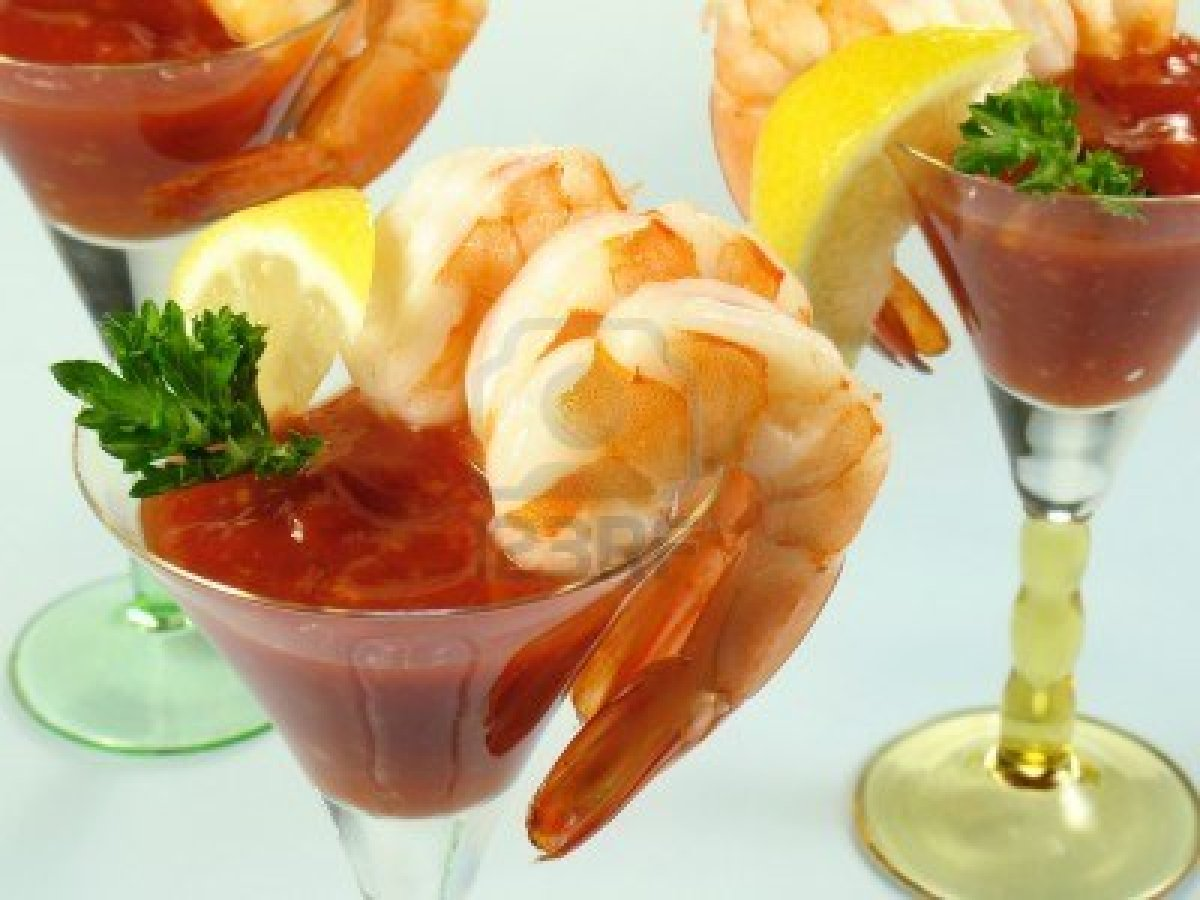 Shrimp Cocktail Recipe — Dishmaps